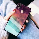 華為nova3手機殼ins冷淡風nova3e玻璃殼網紅華為nova4【店慶8折促銷】