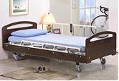 電動病床/電動床(承重加強)鋼條三馬達 LA木飾造型板  贈好禮