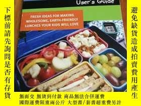 二手書博民逛書店The罕見Laptop Lunch User s Guide: