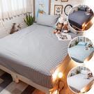 超細纖維床包組 D1雙人床包三件組 四色...