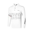 快速出貨新款高爾夫服装男士衣服GOLF长袖T恤男休闲运动透气球衣 YJT
