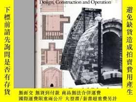 二手書博民逛書店Kilns:罕見Design Construction And
