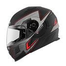 【東門城】ASTONE RT1000 AB16 (平光黑/紅) 可掀式安全帽 汽水帽 內藏墨片