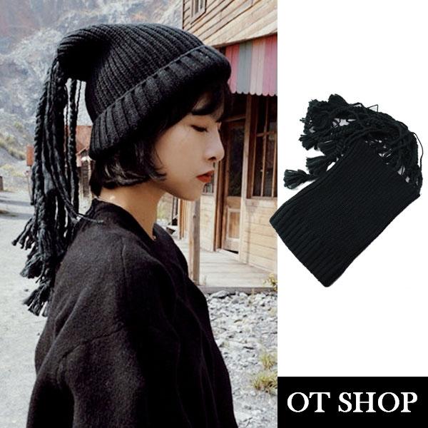 [現貨] 毛帽 針織帽 帽子 圍脖 圍巾 嘻哈 街頭 針織毛線 保暖 秋冬配件 穿搭 C2052