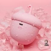 保暖神器 usb暖手寶女可充電寶兩用迷你小便攜式神器隨身萌萌可愛行動電源 2色 交換禮物