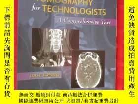 二手書博民逛書店Computed罕見Tomography for Technol