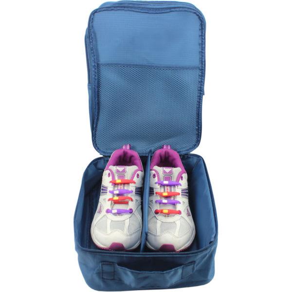 《J 精選》時尚經典多功能旅行收納鞋袋