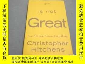 二手書博民逛書店God罕見Is Not Great: How Religion