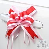 60條 手拉花禮品包裝彩帶蝴蝶絲帶裝飾婚禮婚房布置用品【極簡生活】