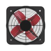 通風扇廚房排油排氣扇鐵排風扇強力12寸窗式家用通風換氣扇抽油煙抽風機JD聖誕節