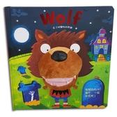 《 幼福出版 》忘了叫聲的小野狼 / JOYBUS玩具百貨