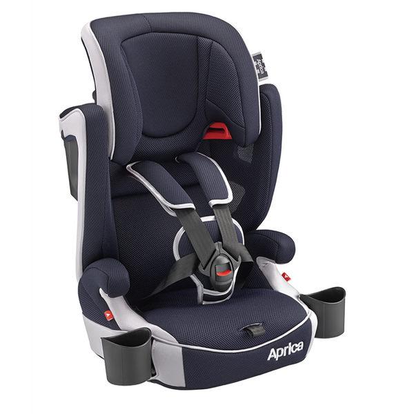 愛普力卡 Aprica 成長型輔助汽車安全座椅汽座 AirGroove-藍色