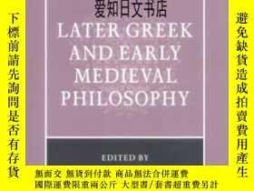 二手書博民逛書店【罕見】The Cambridge History Of Later Greek And Early Mediev