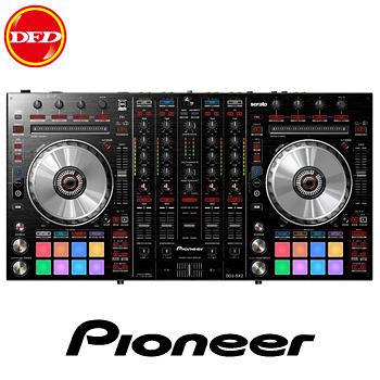 出清特賣 ♥ Pioneer 先鋒 DDJ-SX2 DJ 數位 控制器 Serato DJ 旗艦款 公司貨 送HP800監聽耳機 DDJSX2