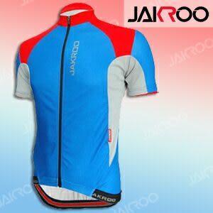 JAKROO捷酷 地平線短袖車衣騎行服.腳踏車衣.自行車衣服推薦哪裡買專賣店特賣會便宜