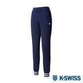 K-SWISS Tracksuit Traning Pants運動長褲-女-藍