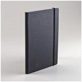 EcoQua taccuino 空白筆記本/A5(80張14.8cmx21cm)黑色【FABRIANO】