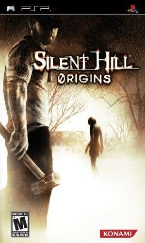 PSP Silent Hill Origins 沉默之丘:起源(美版代購)