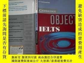 二手書博民逛書店OBJECTIVE罕見IELTSY198833