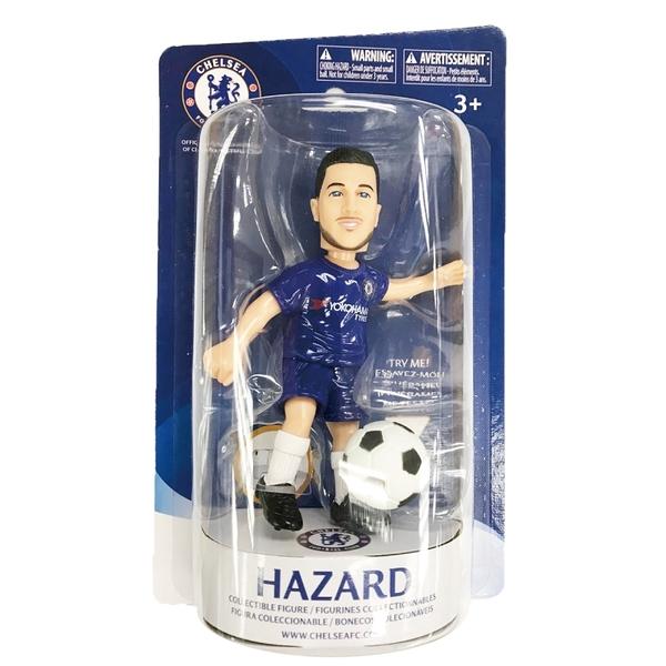 足球人偶-Eden Hazard伊甸·夏沙特 比利時隊 玩具反斗城