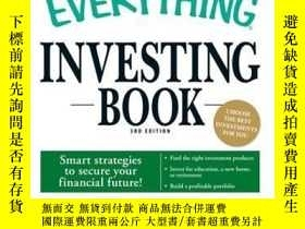 二手書博民逛書店The罕見Everything Investing BookY410016 Michele Cagan Mic
