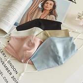 口罩 真絲口罩可以防曬養膚的蠶絲口罩-Ballet朵朵
