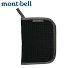 【Mont-Bell 日本 ZIP WALLET 拉鍊錢包《黑》】1123767/證件袋/零錢包/皮夾/隨身包