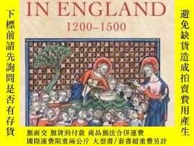 二手書博民逛書店The罕見Culture Of Food In England, 1200-1500Y364682 C. M.