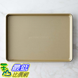 [美國直購] Williams-Sonoma Copper Goldtouch Nonstick Half Sheet Pan 烤盤
