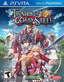PSV The Legend of Heroes: Trails of Cold Steel 英雄傳說 閃之軌跡(美版代購)