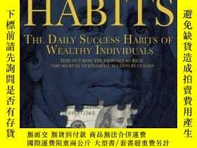 二手書博民逛書店Rich罕見Habits - The Daily Success Habits Of Wealthy Indivi