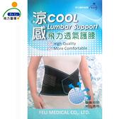 *醫材字號*【Fe Li 飛力醫療】涼感透氣護腰帶(單入)