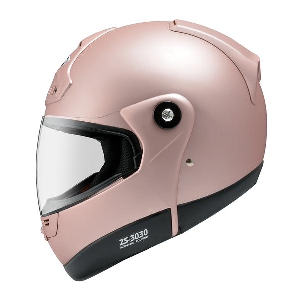 【東門城】ZEUS ZS3030 素色(消光玫瑰金) 可掀式安全帽 可樂帽