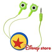 日本迪士尼三眼怪入耳式耳機星球捲線器790870通販屋