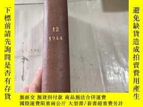 二手書博民逛書店罕見HISPANIC REVIEW 1944Y246305 見圖