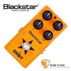 【失真效果器】【 Blackstar LT DIST】【橘】【英國品牌】 【黑星破音效果器】【distortion】