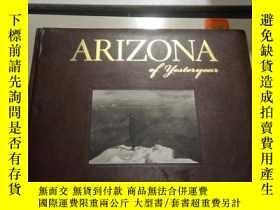 二手書博民逛書店ARIZONA罕見of yesteryear(英文)Y212829 THUNDER BAY 出版2009