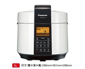 《Panasonic 國際牌》5L 微電腦壓力鍋 SR-PG501