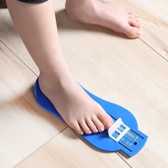 兒童量腳器 0-8歲 尺寸 鞋子 測量 鞋款 童鞋 工具 懸掛 腳踏板 尺碼 鞋碼【M103-3】米菈生活館