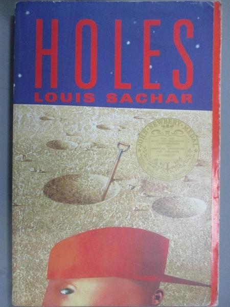 【書寶二手書T4/原文小說_LKC】Holes_精平裝: 平裝本