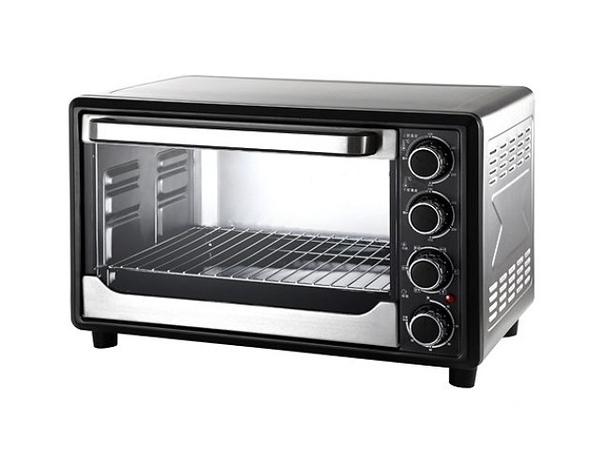 ^聖家^(送防熱手套) 鍋寶33L雙溫控不鏽鋼烤箱 OV-3300D【全館刷卡分期+免運費】