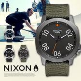 NIXON A514-2072 Ranger 45 軍事風格 熱賣中!