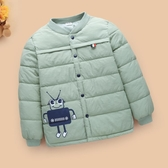 兒童羽絨服 冬裝兒童羽絨棉衣服小孩棉襖男女童寶寶內膽保暖棉衣外套【免運】