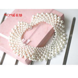 珍珠項鏈 新娘頸鏈