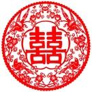創意喜慶喜字貼紙結婚慶用品婚房裝飾