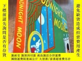 二手書博民逛書店Goodnight罕見MoonY259724 Margaret Wise Brown(瑪格麗特·懷斯·布朗)