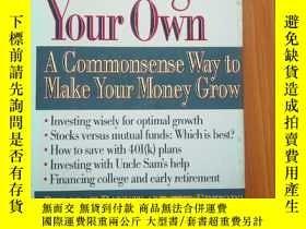 二手書博民逛書店INVESTING罕見ON YOUR OWNY27281 出版1994