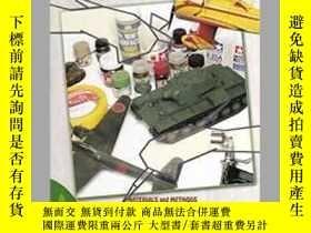 二手書博民逛書店Static罕見Model Manual. Vol. 6 (slight damage)-靜態模型手冊。第6卷(輕