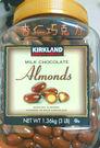 დ杏仁巧克力დ美國製品/MilkChoclate/牛奶巧克力堅果杏仁零食甜食下午茶情人