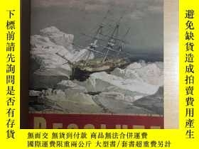 二手書博民逛書店Resolute罕見The Epic Search for th